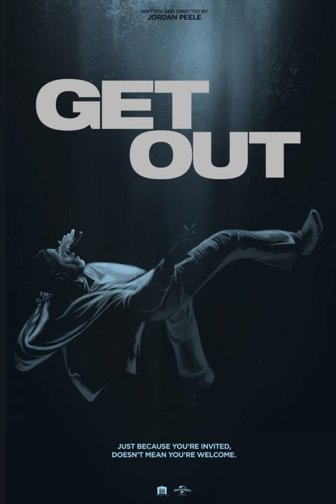 Get Out 24×36
