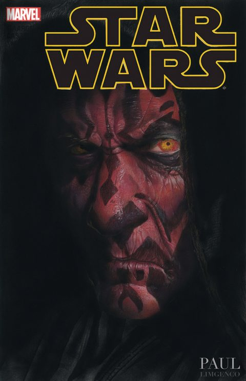 Old Darth Maul