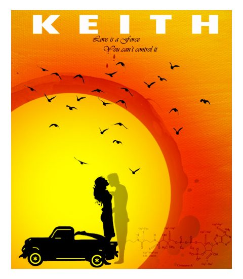 KEITH movie poster
