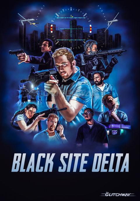 """Black Site Delta"" Alternative Poster"