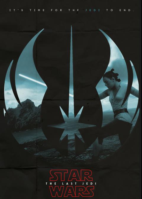Star Wars: The Last Jedi (Rey)