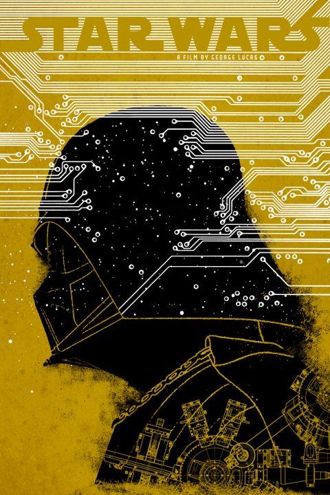 Star Wars (Science-Series Variant)