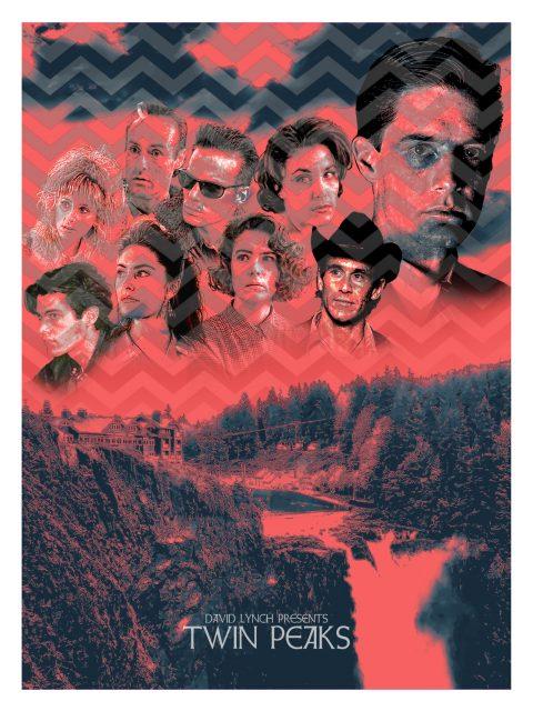 Twin Peaks Alternative Poster