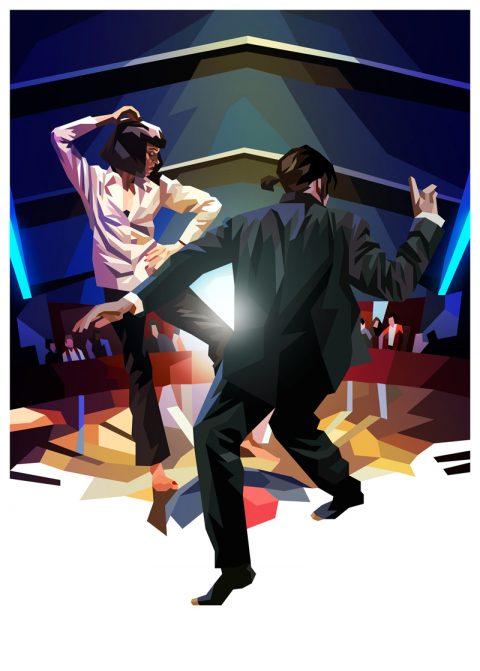 Vegas Dancer