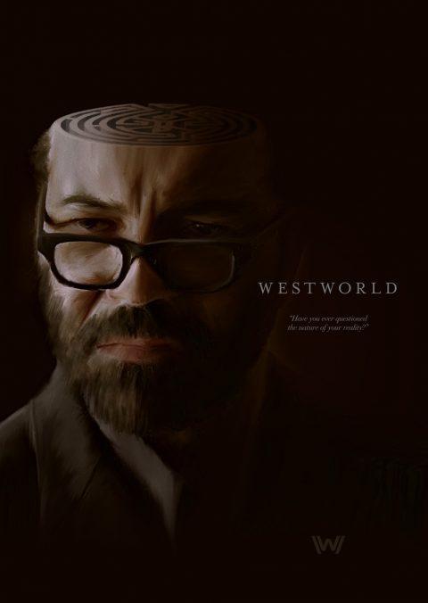 Westworld – Bernard