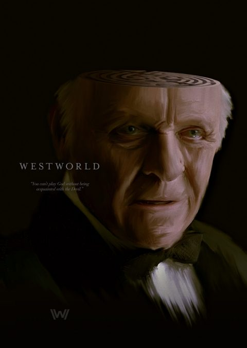 Westworld – Dr. Ford