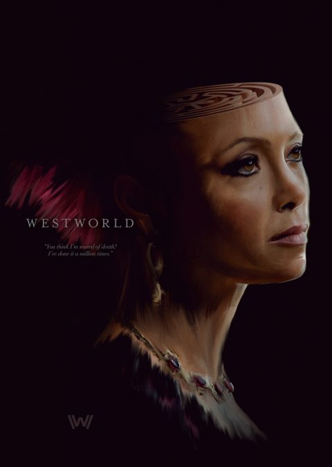 Westworld – Maeve