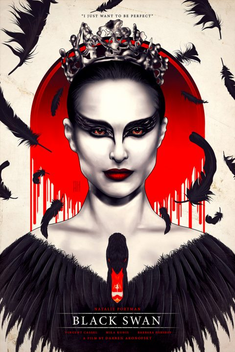 Black Swan (Original Film Poster)