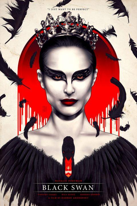 Black Swan (Original Film Poster)