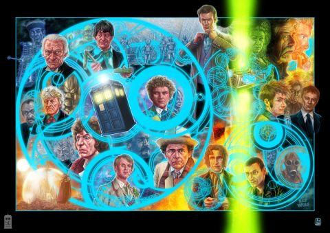 An Adventure in Time & Space