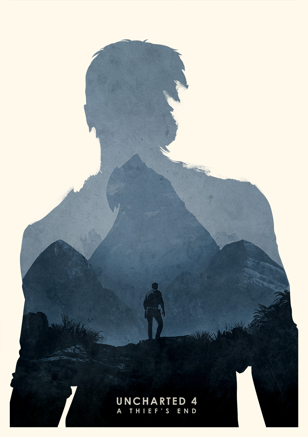 Uncharted 4 Posterspy