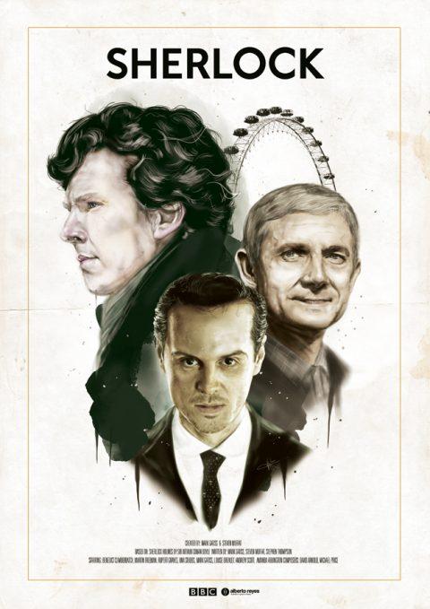 I'm Sherlocked