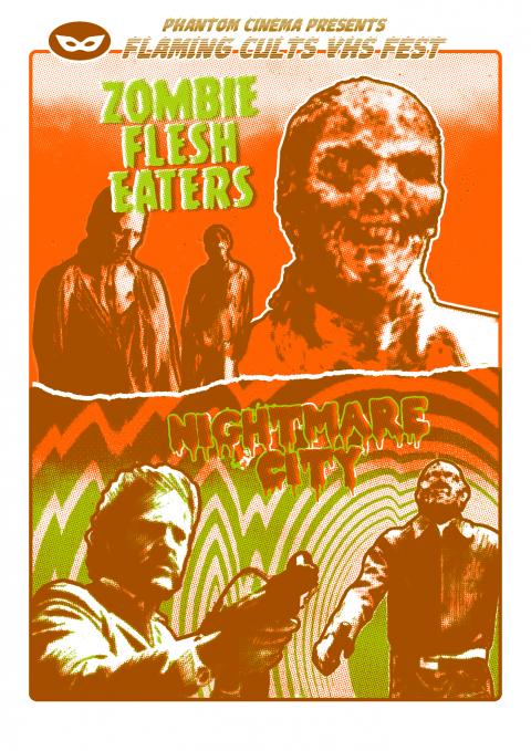 Zombie Flesh Eaters/Nightmare City