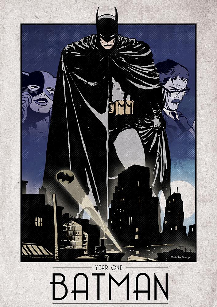 Batman: Year One - PosterSpy
