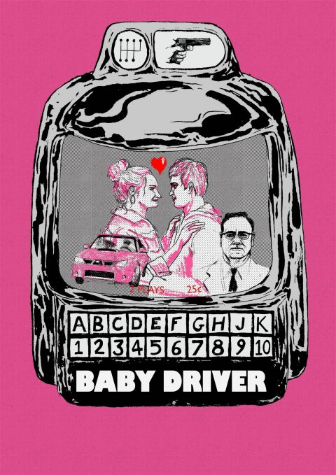 BABY DRIVER JukeBox