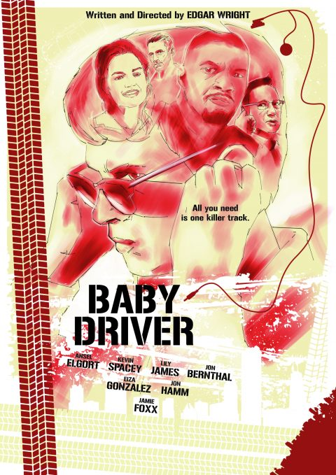 BABY DRIVER Entry 2