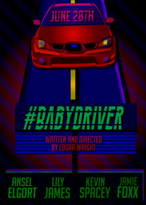 Baby Driver's FinaL poster