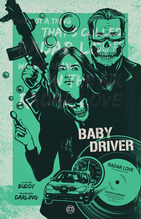Baby Driver / Radar Love