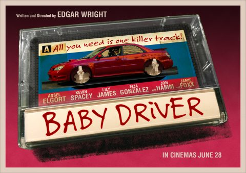 BABY DRIVER: One Killer Track Mix Tape