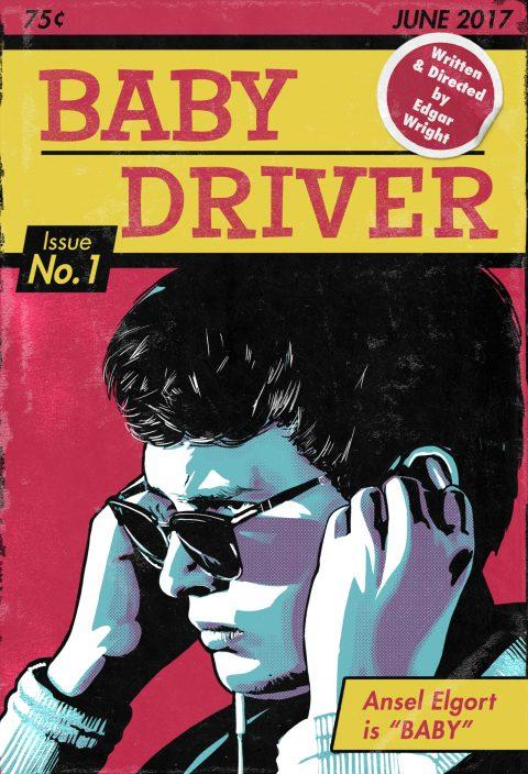 Baby Driver No.1