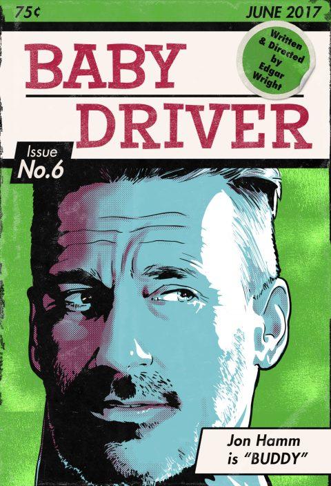 Baby Driver No.6