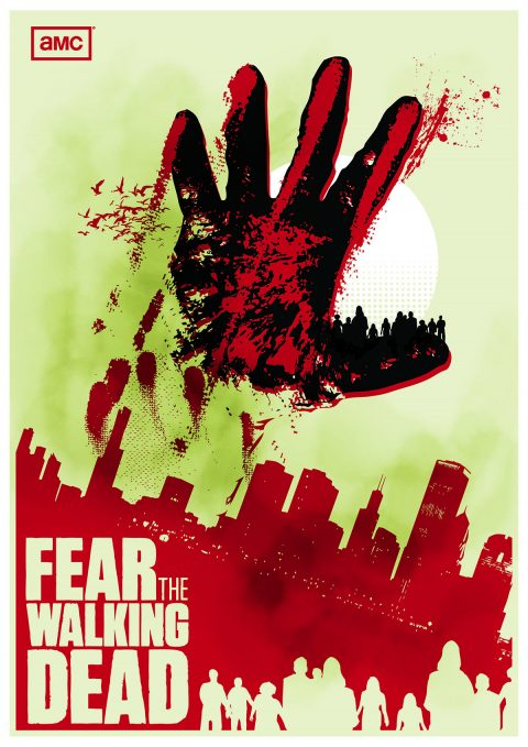 Fear THE WALKING DEAD Entry 5