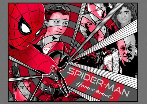 Spiderman- Homecoming