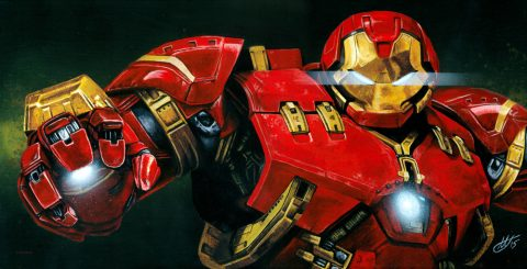Hulkbuster – Don't Mention Puny Banner