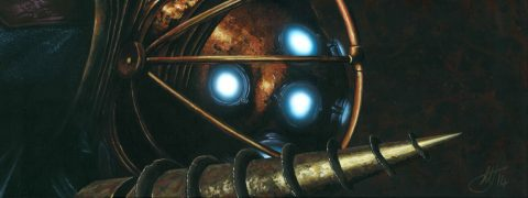 Bioshock – Big Daddy