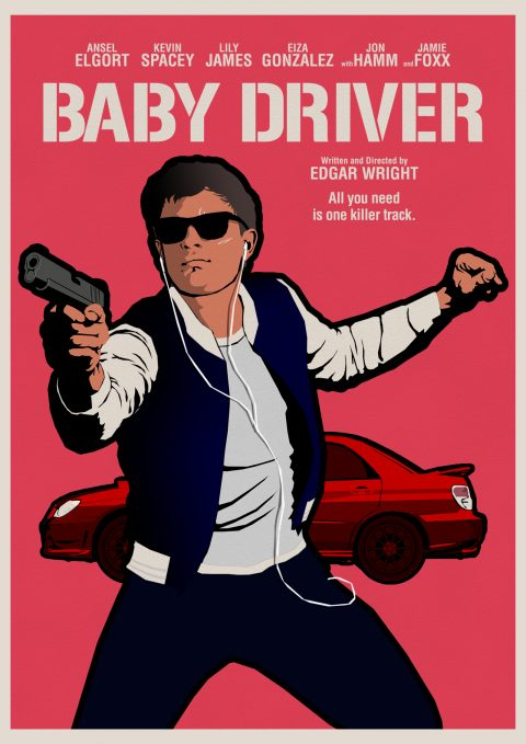 BABY DRIVER: Never Sell My iPods