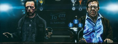 To Err Is Human – The Worlds End