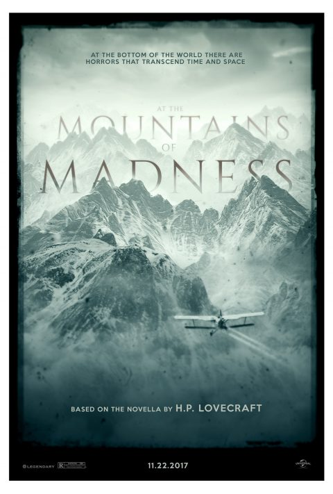 At the Mountains of Madness Concept Poster v.1