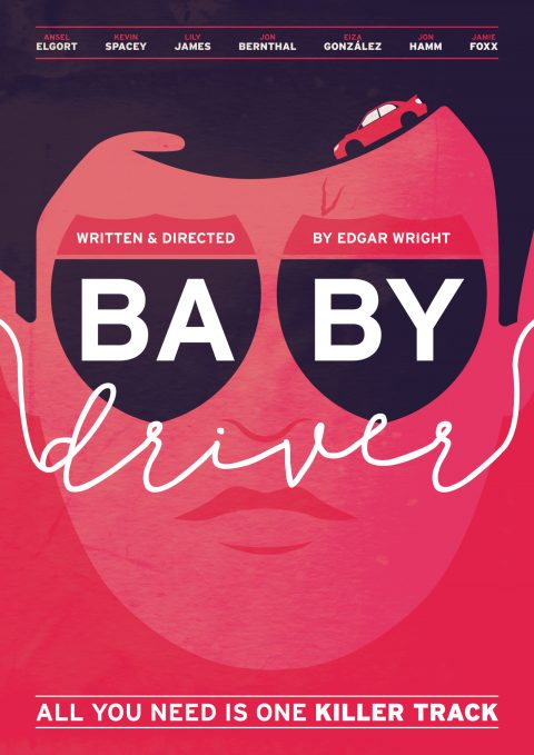 Baby Driver Alternative Poster
