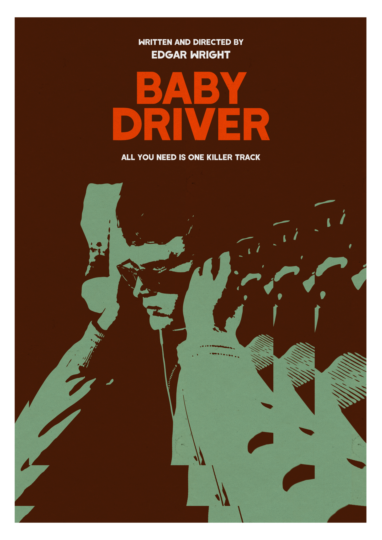 Baby Driver – PosterSpy