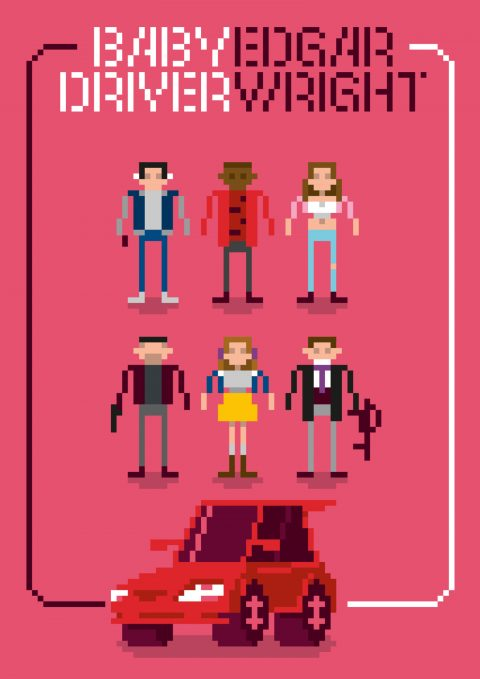 Baby Driver – the -bit game