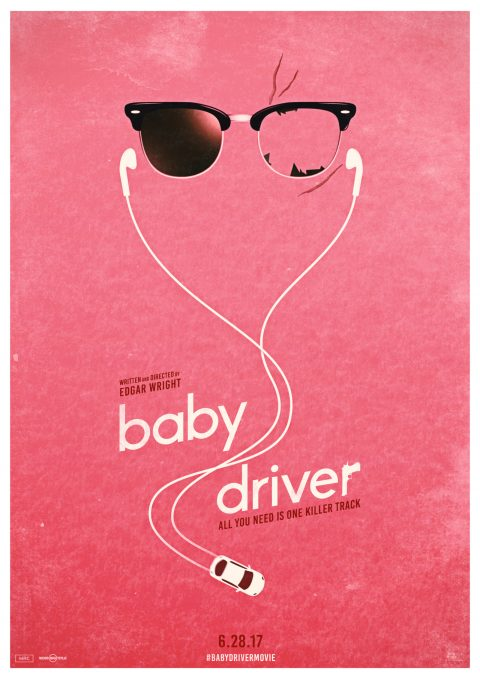 Baby Driver Poster Ver.1