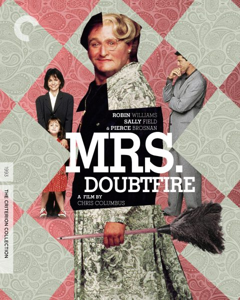 Mrs. Doubtfire (Criterion Style)