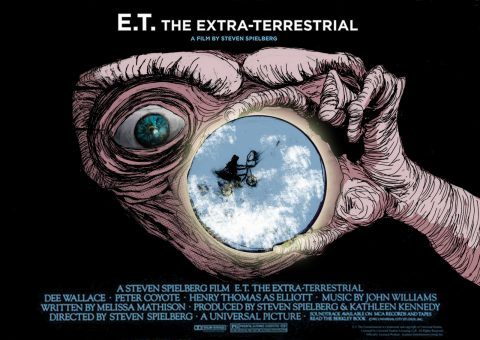 E.T. THE EXTRA TERRESTIAL