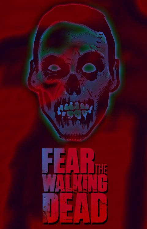 Fear the Walking Dead alternative poster