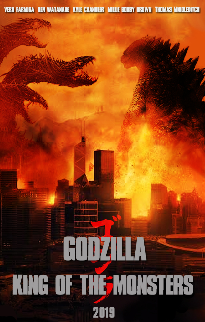 Godzilla King of The Monsters Details