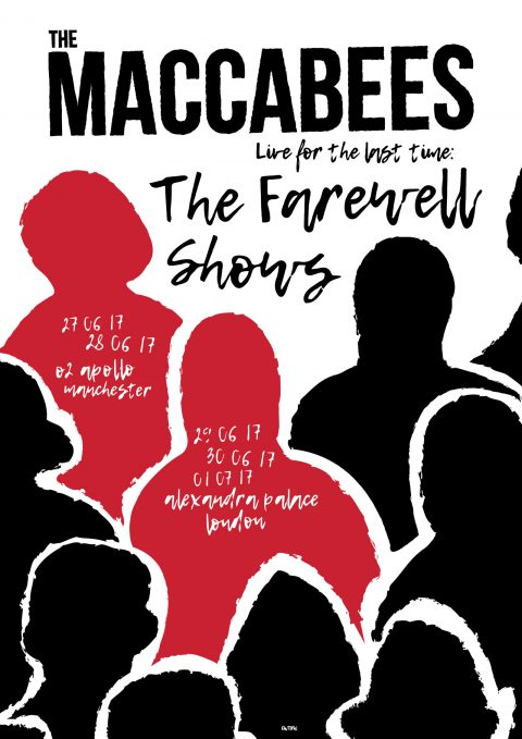 Maccabees – The Farewell Shows