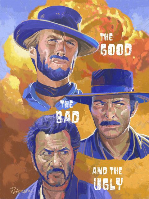 The Good the Bad and the Ugly (1965)