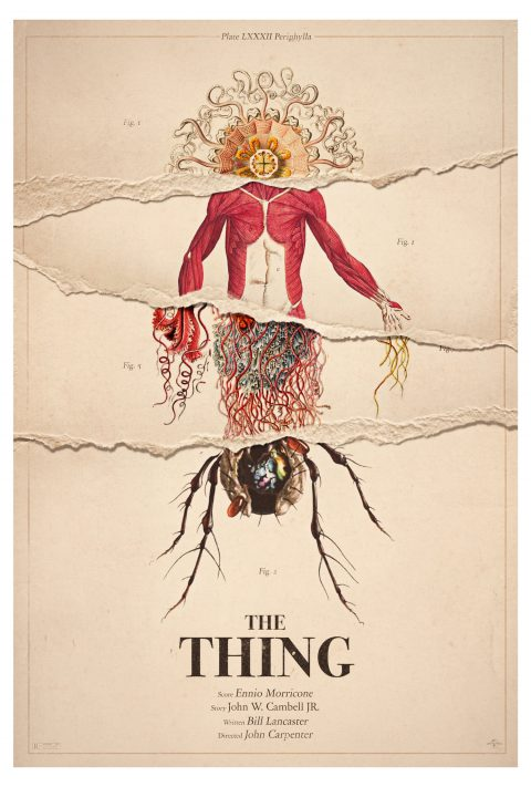 The Thing Poster v.1