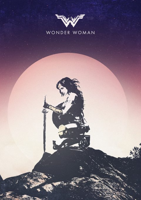Wonder Woman – Poster