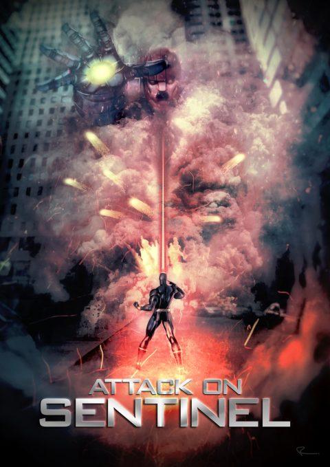 X-Men: Attack on Sentinel