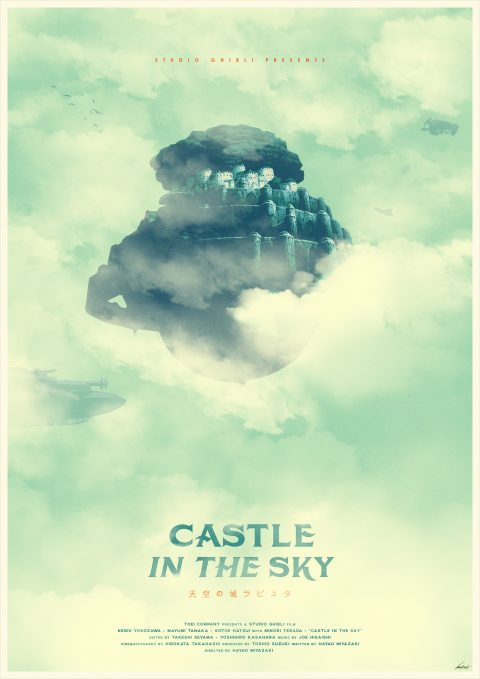 Spirit of Strength – Castle in the Sky