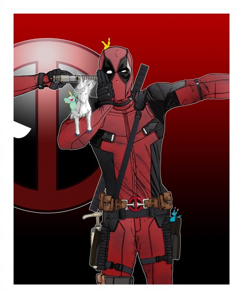 Deadpool: Almost There