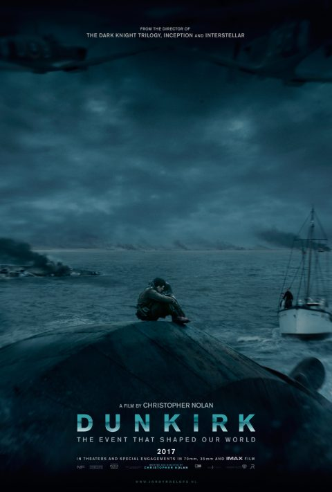 DUNKIRK (Poster #4) – SEA