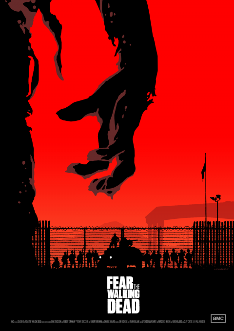 Fear The Walking Dead / Season 3 – Alt Poster