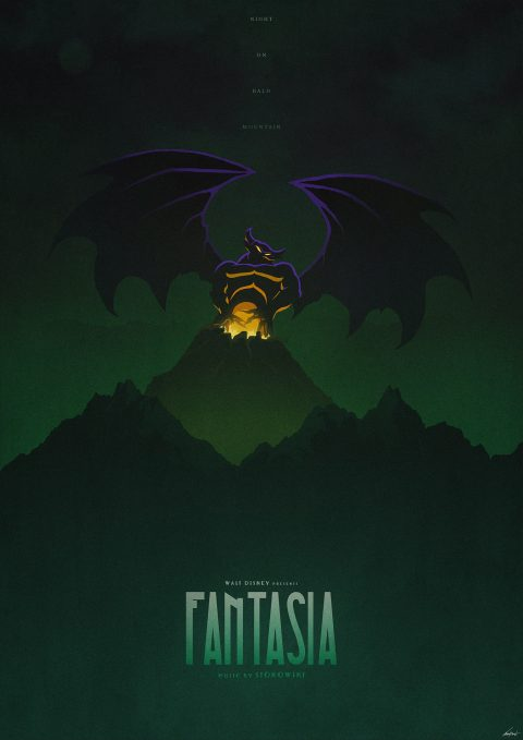 Night on Bald Mountain – Fantasia
